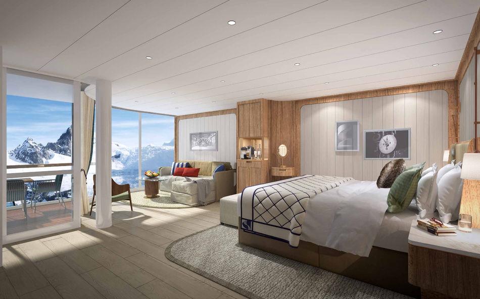 Panoramic Veranda Suite - Seabourn Venture