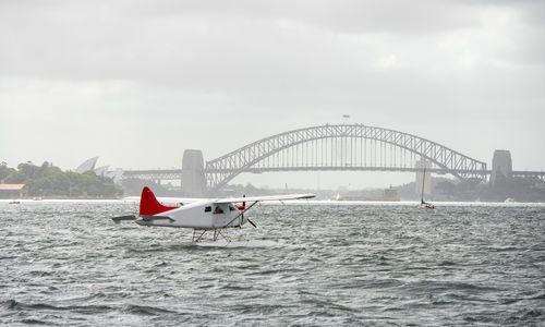 Seaplane, Sydney