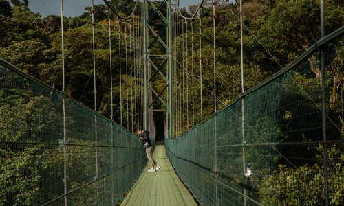 Senda Monteverde, Costa Rica