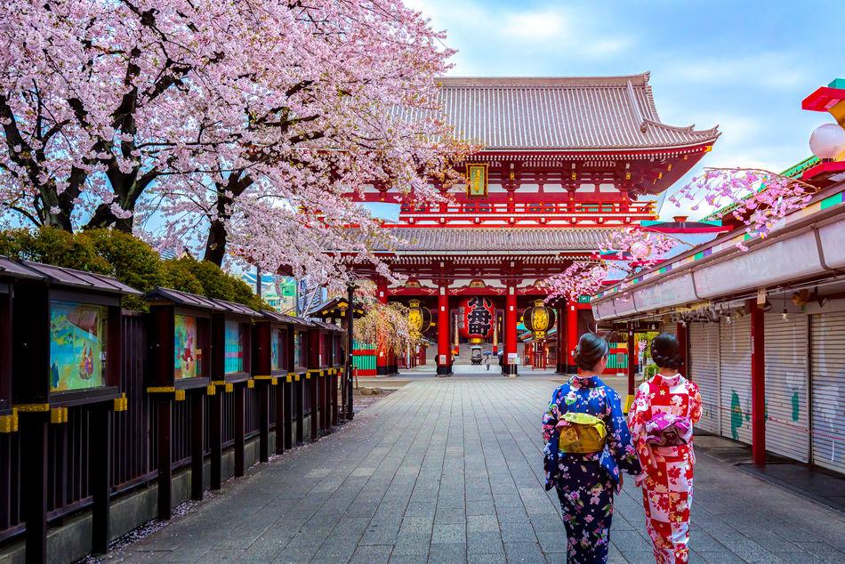 Tokyo - Japan tailor-made holidays