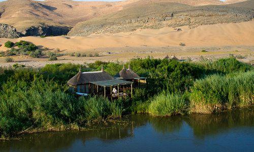 Serra Cafema Camp, Kunene