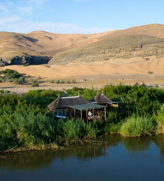 Serra Cafema Camp, Namibia