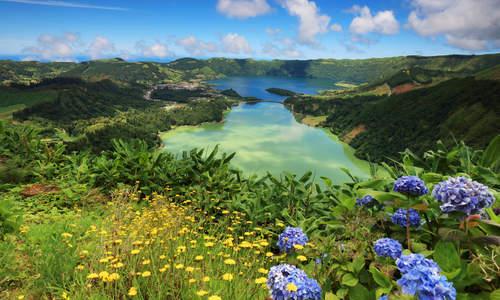 Sete Cidades lakes, Azores