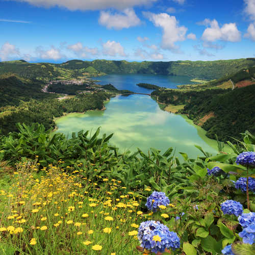 Experience the Azores