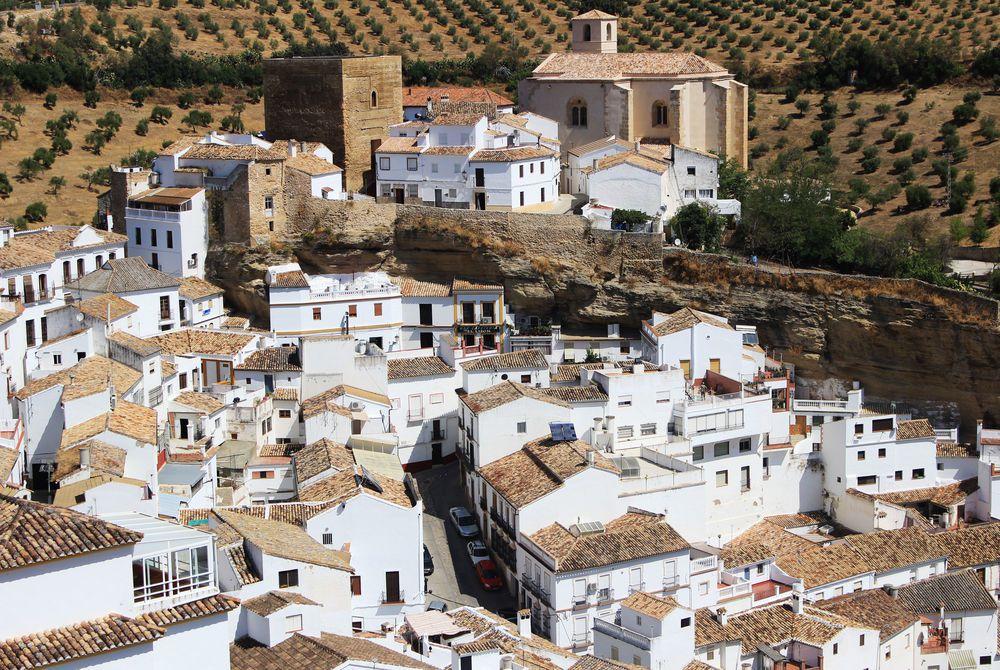Setenil de las Bodegas, Andalucia