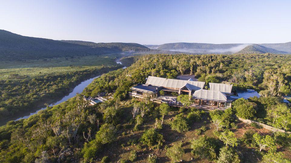 Settlers Drift, Kariega Game Reserve