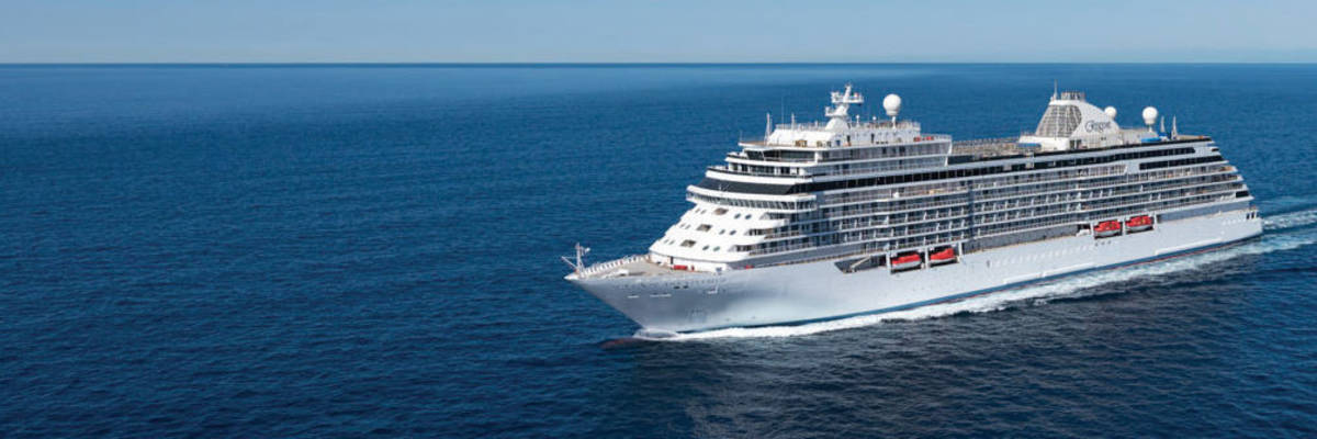 Regent Seven Seas Cruises to get another new ship