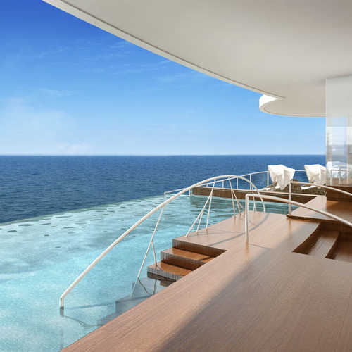 Discover Regent Seven Seas Cruises: Unrivalled space at sea