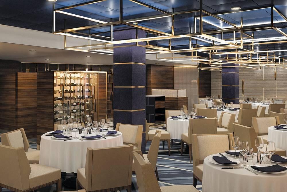 Seven Seas Mariner, Prime 7 restaurant