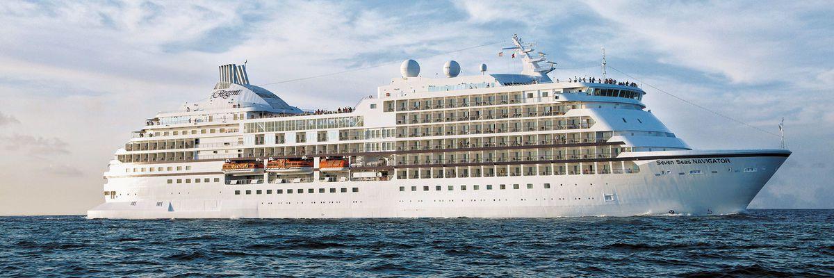 Regent Seven Seas Cruises announce 2018 World Cruise
