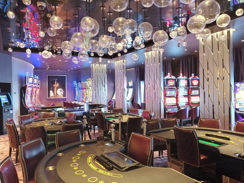 Seven Seas Splendor Casino
