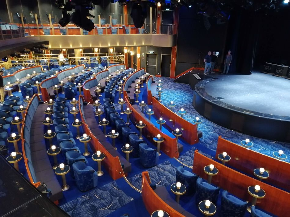 Seven Seas Splendor Constellation Theatre