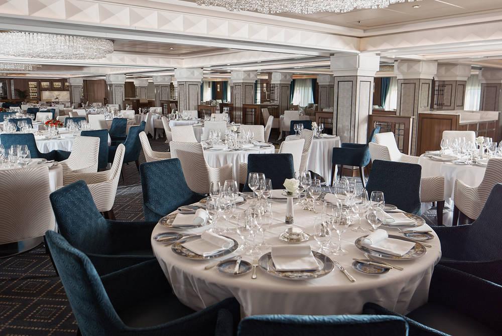 Restaurant, Seven Seas Voyager