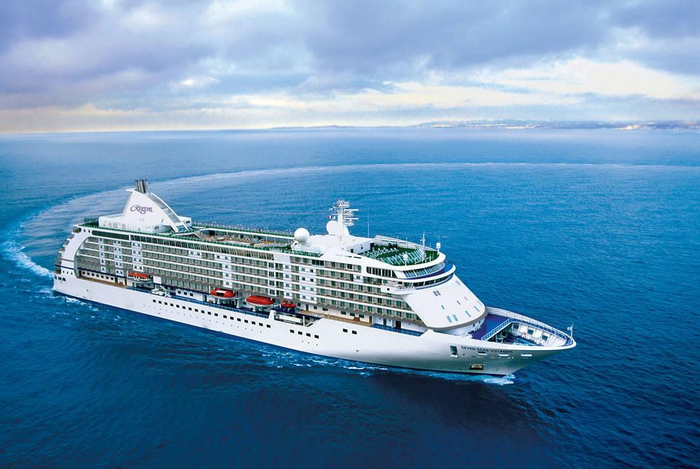 Seven Seas Voyager, Regent Seven Seas