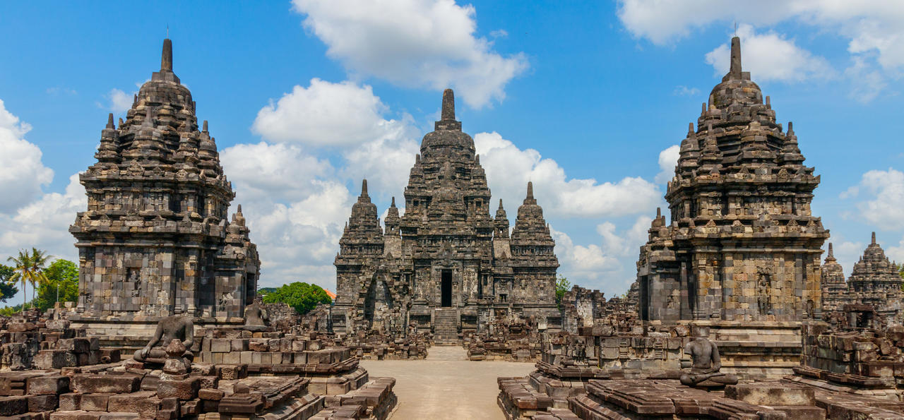 Sewu temple, Prambanan