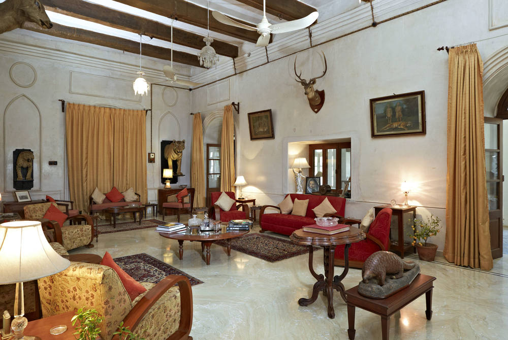 Shapurah Bagh Drawing Room