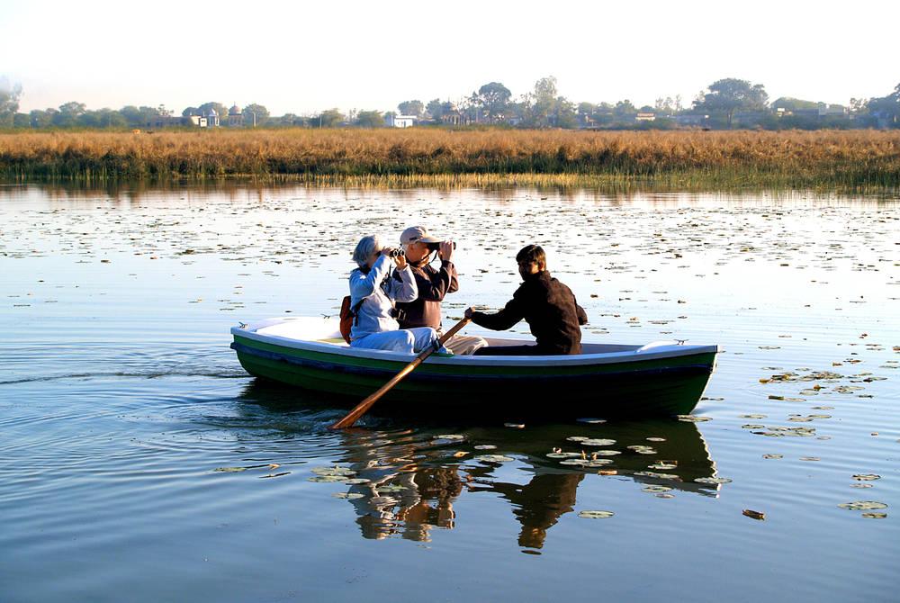 Shapurah Bagh Boating Lake