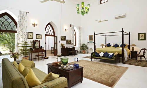 Shapurah Bagh Royal Suite