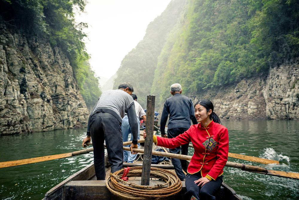Shennong Steam, Sanctuary Yangzi Explorer