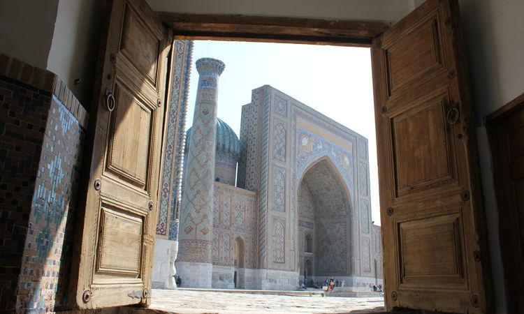 Sher-Dor Madrasah - Samarkand - Uzbekistan