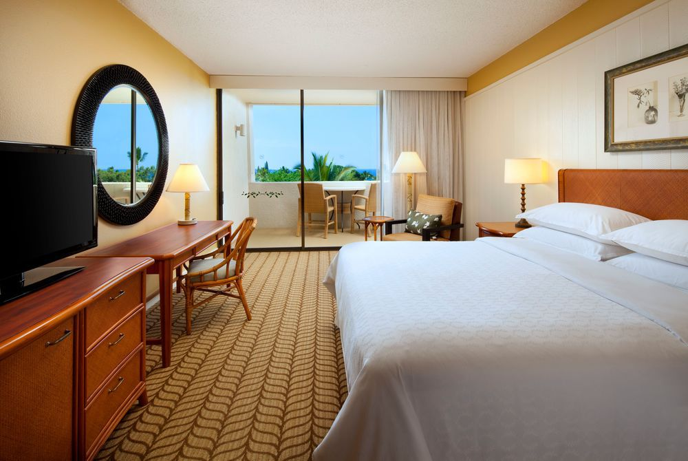 Sheraton Kona Resort Keauhou, Big Island