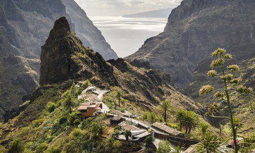 Pico del Inglés, Teno Rural Park (30km from Sheraton La Caleta Resort & Spa)
