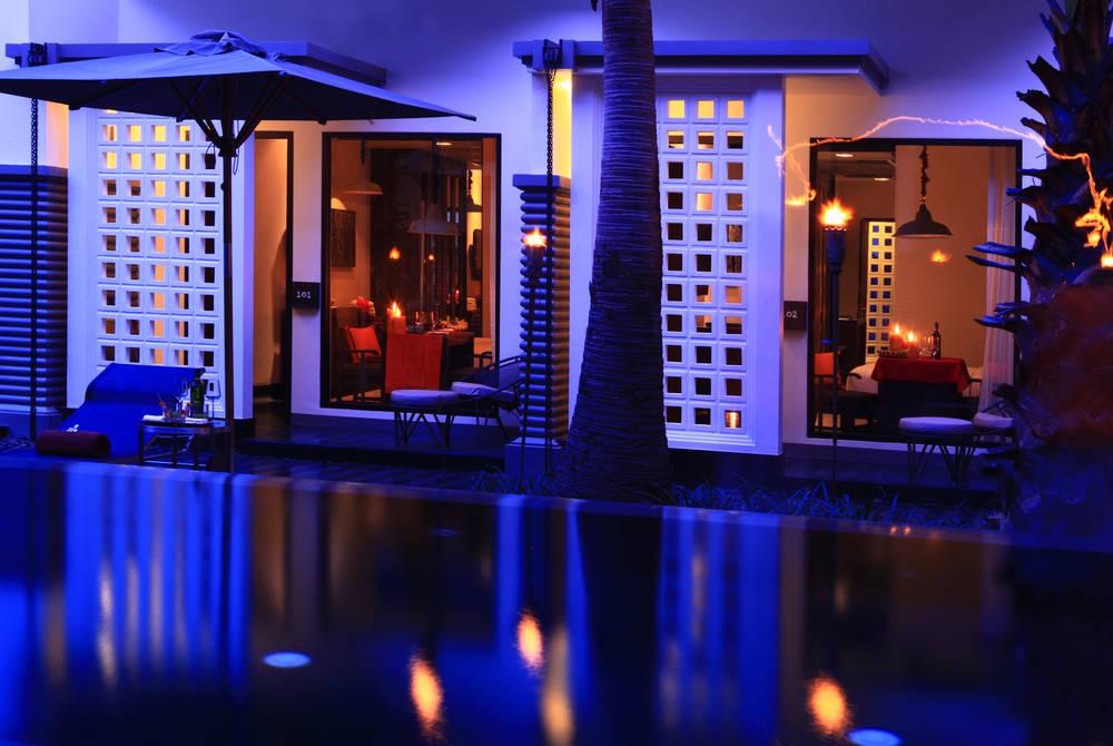 Superior Poolside Room, Shinta Mani Angkor, Siem Reap, Cambodia