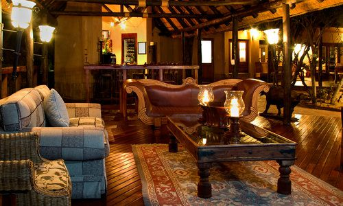 Shumbala Game Lodge, Thornybush
