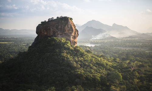 Sigiriya, Sri Lanka