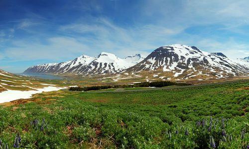 Siglufjorour, Northern Iceland