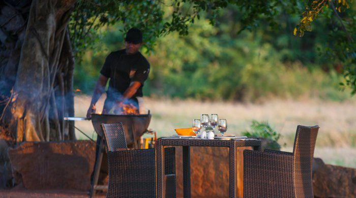 Signature BBQ in Rice Fields, Ulagalla by Uga, Anuradhapura