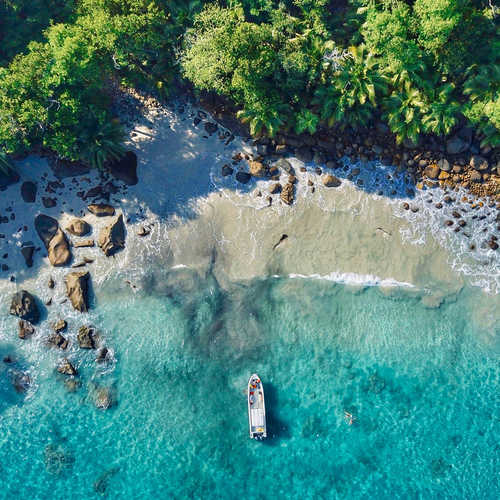 Unwind in the Seychelles