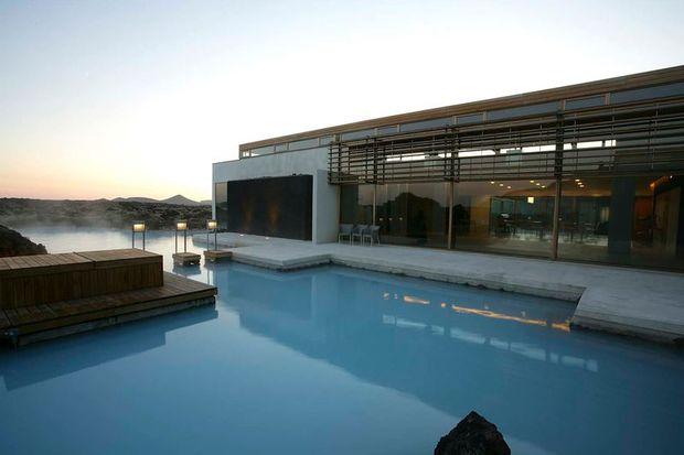 Silica Hotel formerly Blue Lagoon in Iceland near Reykjavik