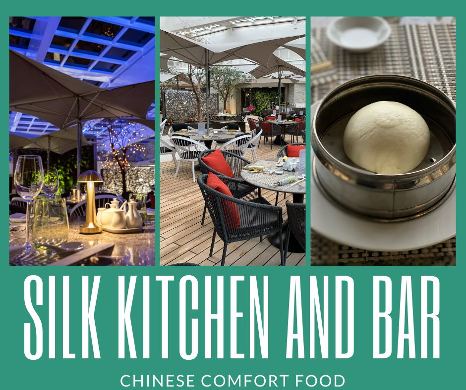Silk Kitchen and Bar Restaurant on Crystal Cruises
