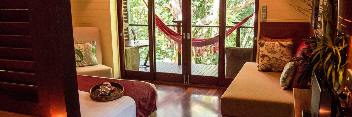 Daintree Riverview Treehouse