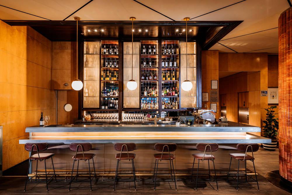 Silo Bar, Amora Hotel, Jamison Sydney