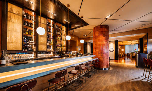 Silo Bar and Croft Restaurant, Amora Hotel, Jamison Sydney