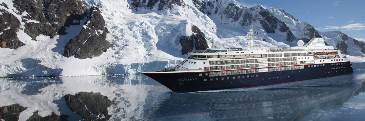 Silversea Silver Cloud Expeditions Shake Down