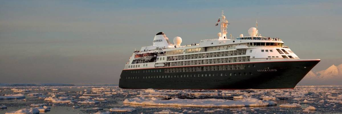 Silversea Expedition World Cruise