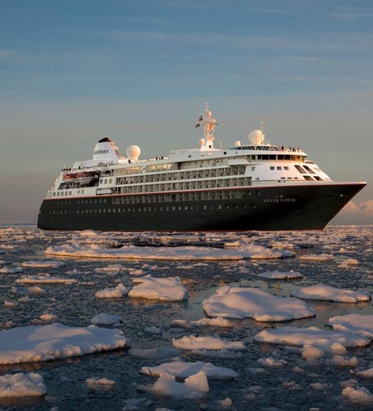 Silver Cloud, Silversea Expeditions