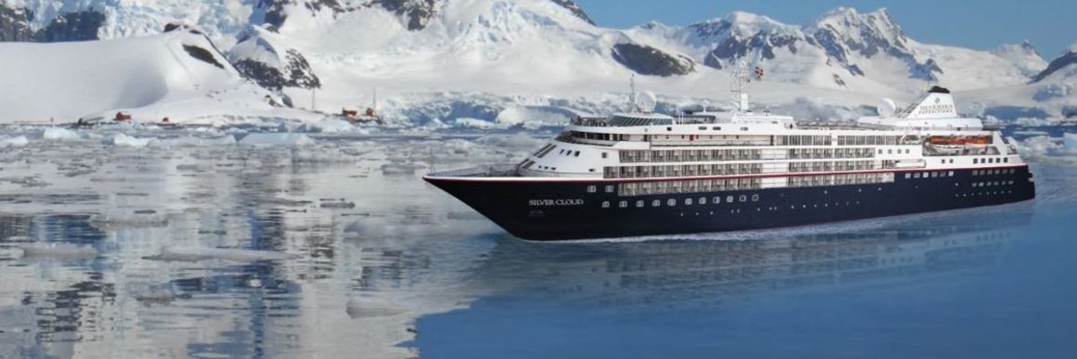 1-Year Countdown Until Silver Cloud's Inaugural Expedition Voyage