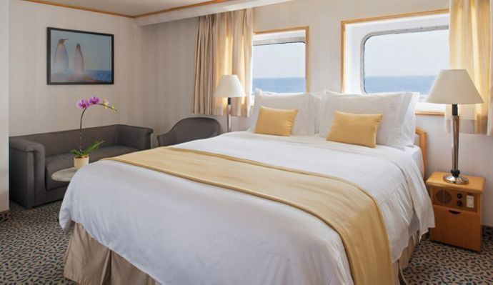 Horizon Suite on MV La Belle des Oceans