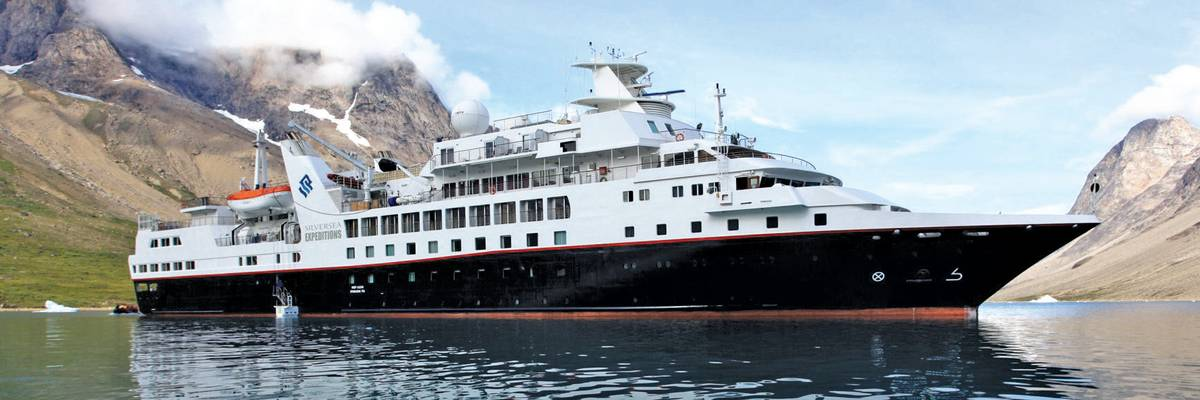 Silversea Expeditions travel to the Americas on Silver Explorer in 2018