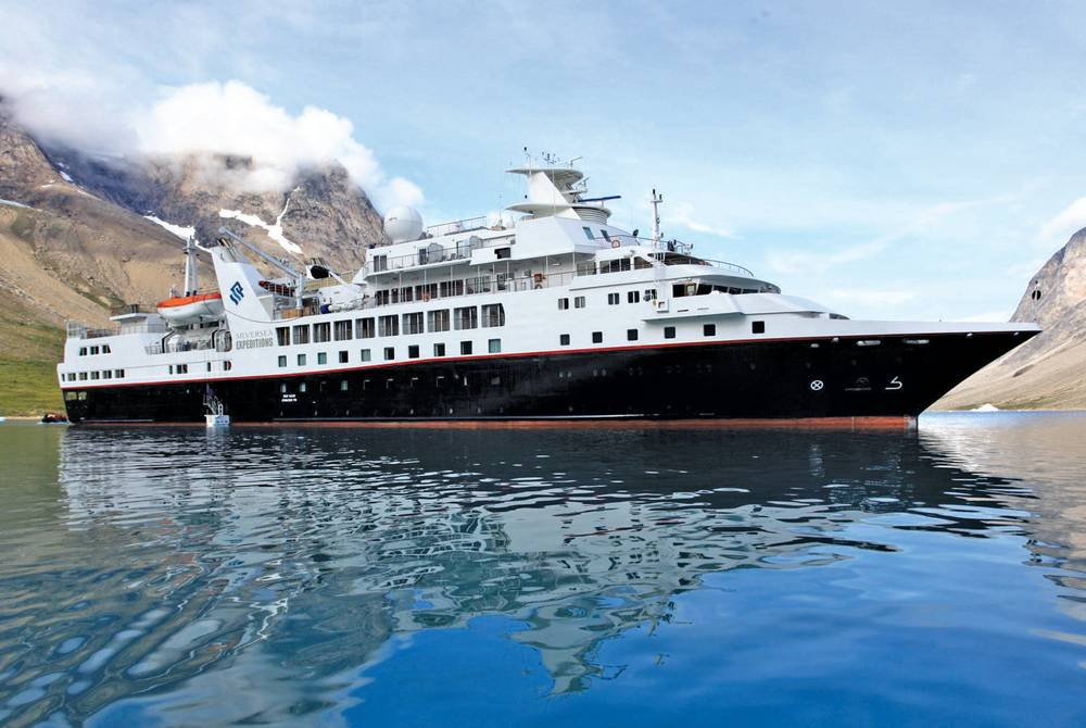 Silver Explorer Silversea Expeditions