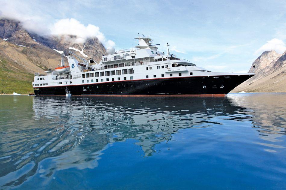 Silver Explorer expedition ship
