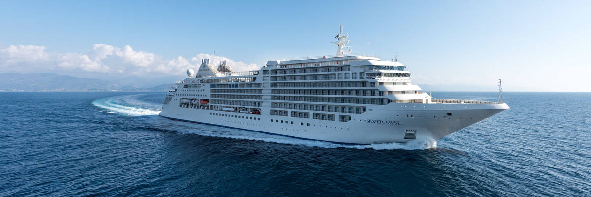 Silversea unveils grand voyage with The Peninsula Hotels