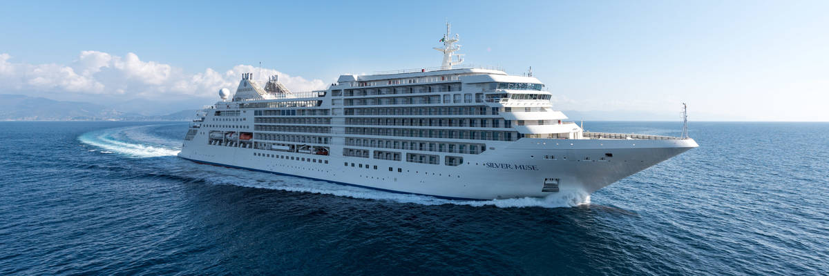 Silver Moon The Luxury Cruise Company