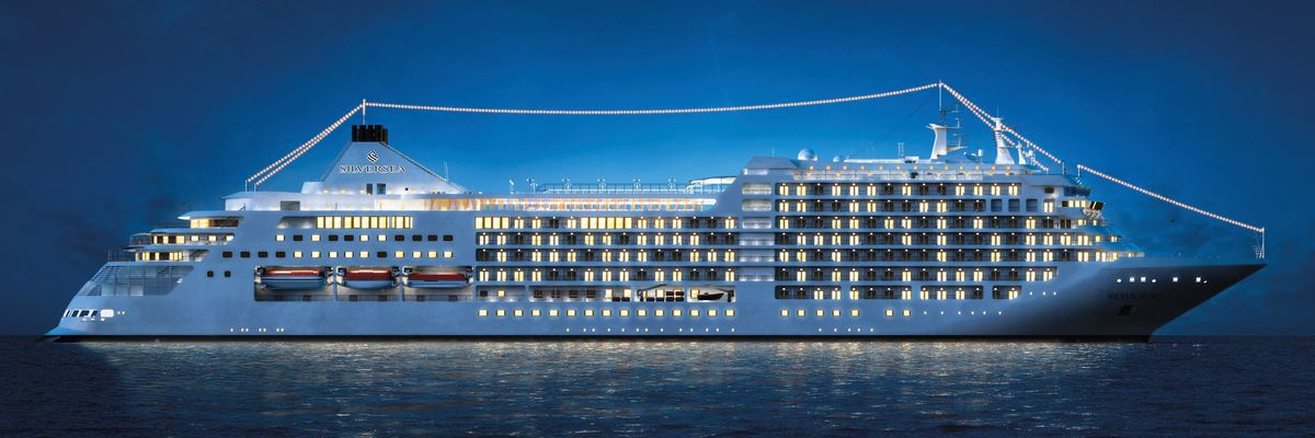 Silver Muse completes sea trials