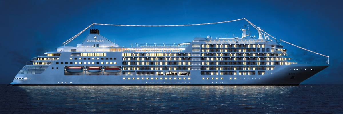 Silversea announce new Silver Dawn itineraries