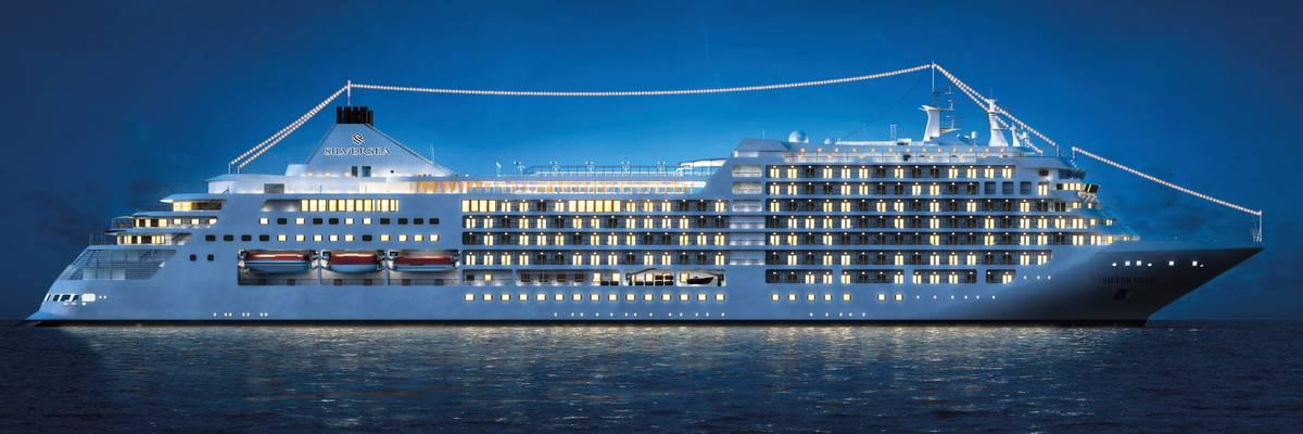 Silversea Cruises Announces Silver Moon